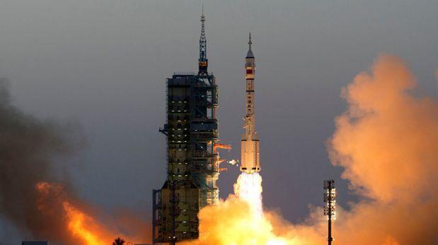 China desarrolla avanzada nave espacial y se compara con NASA