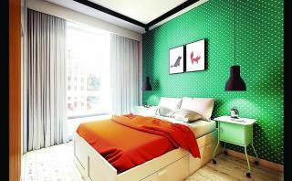 Full color en espacios nórdicos en los que soñarás vivir