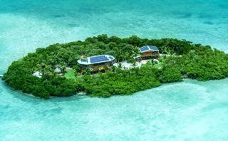 A la venta esta espectacular mansión en una isla de Florida