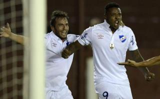 Lanús cayó como local 1-0 ante Nacional por Copa Libertadores