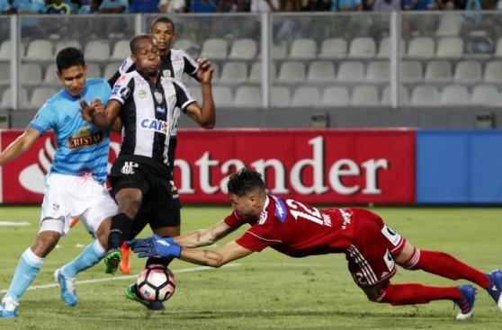 Sporting Cristal: las postales del disputado duelo ante Santos