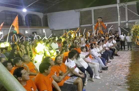 Así celebró Fuerza Popular su séptimo aniversario [FOTOS]