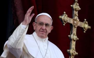 Papa Francisco visitará Colombia del 6 al 11 de setiembre