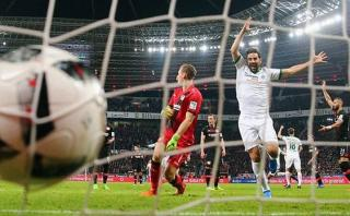 """Pizarro sobre su gol: """"Lo estuve buscando por mucho tiempo"""""""