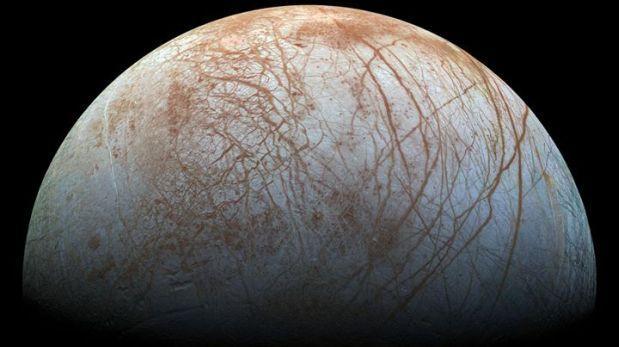 Europa Clipper: la misión de la NASA a la luna de Júpiter