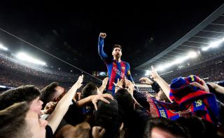 Barcelona – PSG: lo que debes saber de la icónica foto del 6-1
