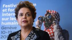 Rousseff negó haber recibido coimas de Odebrecht en su campaña