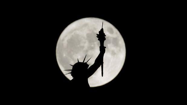 La Luna se vuelve terreno interesante para el gobierno de Trump