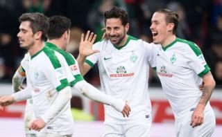 Claudio Pizarro: prensa europea elogió su talento goleador