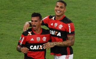 Guerrero y Trauco: Flamengo lanzó promoción para peruanos
