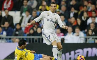 Cristiano Ronaldo evitó derrota de Real Madrid con este doblete
