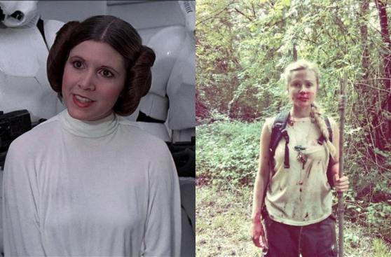 Star Wars: habló actriz que hizo de