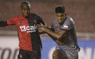 Melgar derrotó 1-0 a Emelec en debut de Copa Libertadores 2017