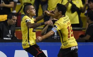 Barcelona derrotó 2-1 a Atlético Nacional por la Libertadores