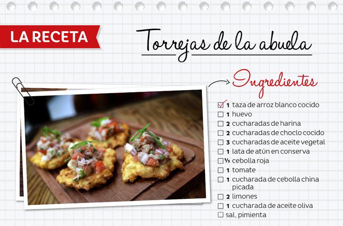 Video Te Sobro El Arroz Cocina Esta Receta Facil Y Rica El Reto