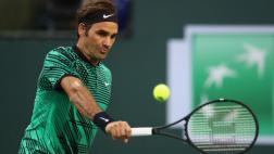 Federer dejó sin respuesta a Nadal con este sensacional revés