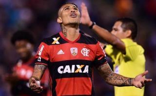 Con Paolo Guerrero y Trauco: Flamengo perdió 1-0 ante Católica