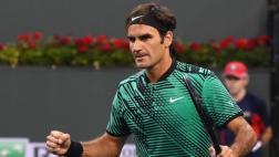 Roger Federer venció 6-2 y 6-3 a Rafael Nadal por Indian Wells
