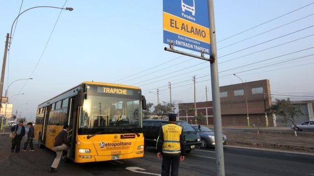 Metropolitano: buses alimentadores no llegarán a Puente Piedra