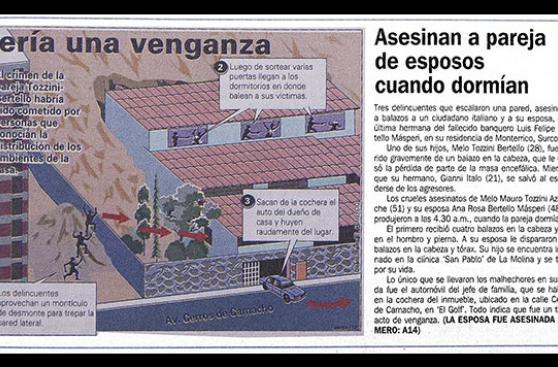 A 20 años de la tragedia de los Tozzini