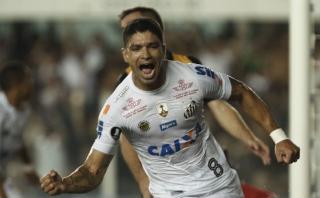 The Strongest perdió 2-0 contra Santos por la Copa Libertadores
