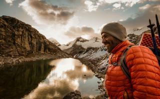 Richard Hidalgo nos explica su amor por viajar a las montañas