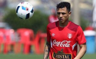 Selección: Yotún confía en triunfos ante Venezuela y Uruguay