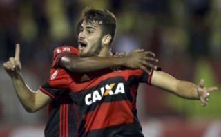 Flamengo ganó 1-0 ante Resende por Taca Río sin peruanos