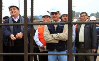 Apristas minimizan viajes de Alan García con Jorge Barata