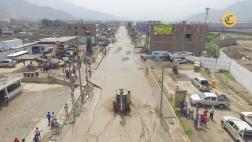 Más de 5 mil afectados por desbordes en Lima