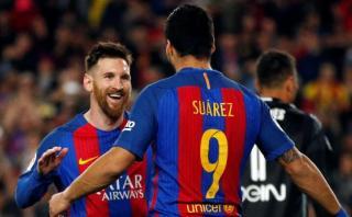 Barcelona derrotó 4-2 a Valencia en Camp Nou por Liga Santander