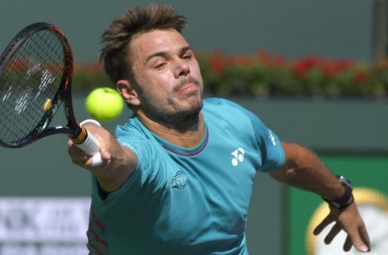Federer se consagró otra vez en Indian Wells: fotos de la final