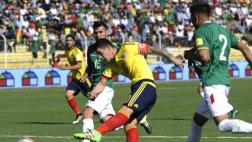 Colombia vs Bolivia: mira la fecha del duelo por Eliminatorias