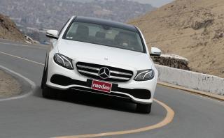 Nuestras conclusiones tras probar el Mercedes-Benz Clase E