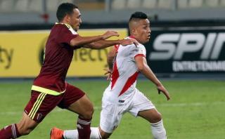 Perú vs Venezuela: fecha y hora del partido por Eliminatorias