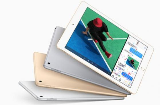 a724a61e93b Apple lanza nuevo iPad de 9,7 pulgadas desde US$329