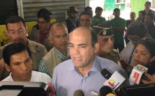 Zavala: Ejecutivo no quiere pelear con ninguna autoridad