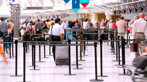 Este lector ocular promete eliminar colas en aeropuertos