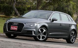 Diversión asegurada: Probamos el renovado Audi A3