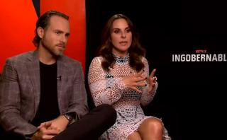 "Kate del Castillo: ""La realidad supera a la ficción"" [VIDEO]"