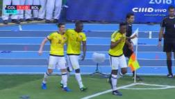 James Rodríguez y gol que da vida a Colombia en Eliminatorias