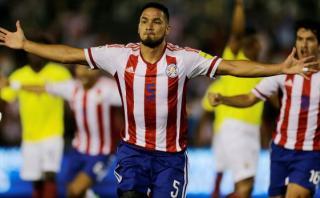 Paraguay derrotó 2-1 a Ecuador por las Eliminatorias Rusia 2018