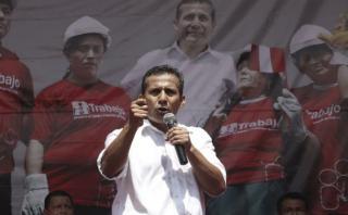 Ollanta Humala derivó fondos de El Niño a otros proyectos