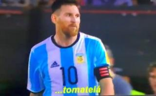 Lionel Messi: la versión más furiosa del crack argentino
