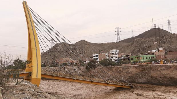 Contraloría audita procesos y contratos de puentes de Emape