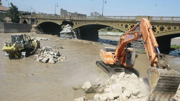 Lima gastó S/5 millones en reparar pilar de Puente Balta