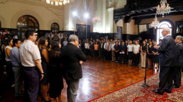 San Marcos: los 142 mejores alumnos se capacitarán en Harvard