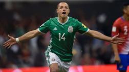 México derrotó 2-0 a Costa Rica por las Eliminatorias Concacaf