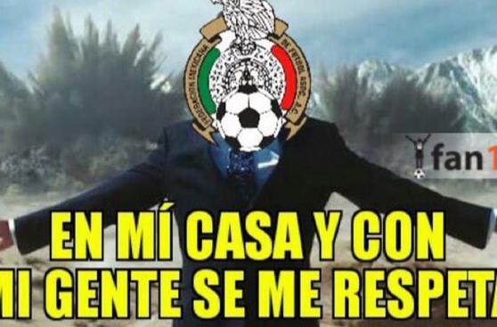 México venció 2-0 a Costa Rica: memes se burlan de Chicharito