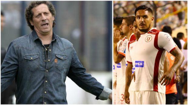 Troglio llegó a Lima y reveló posición en la que jugará Vargas